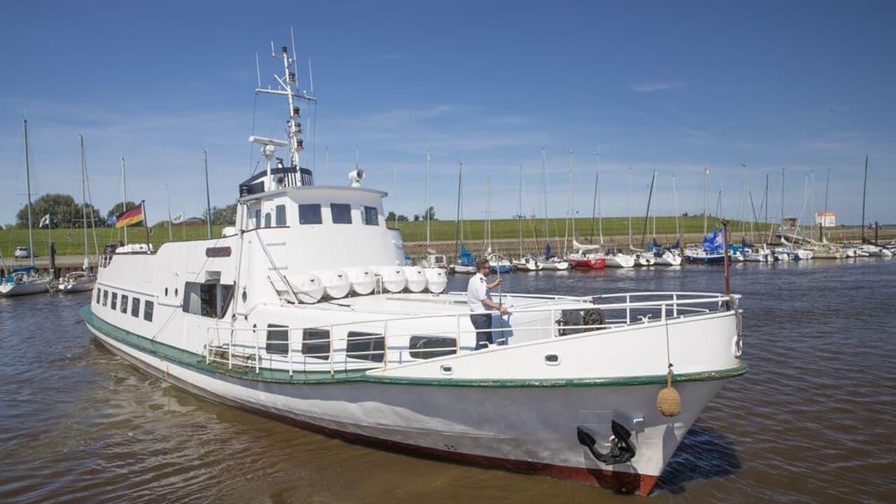 Wangerländer Seetouristik MS Jens Albrecht