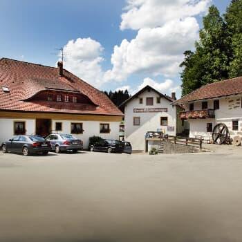 Gasthaus-Pension Schrottenbaummühle