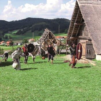 Keltendorf Gabreta