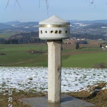 Wanderung Hutthurm - Kremplsberg Aussichtspunkt