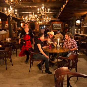 Black Bison Saloon