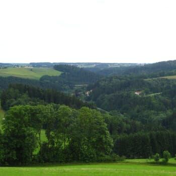 Rundweg Prag - Leopiermühle - Fürsteneck/Voglöd - Prag