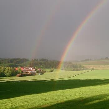Ferienwohnung im bayerischen Wald
