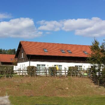 Ferienpark neben Westernstadt Eging am See
