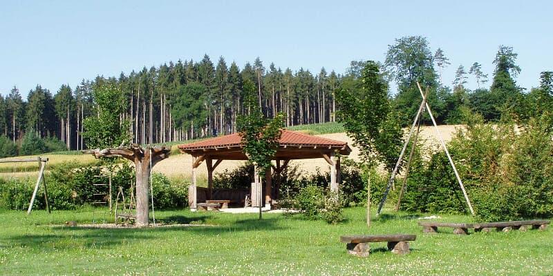 Naturspielplatz Waldkirch