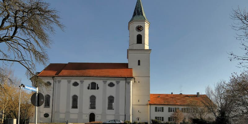 Wallfahrtskirche Mariä Geburt Witzighausen