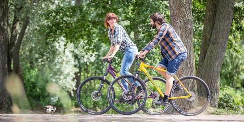 Nobby's Bike