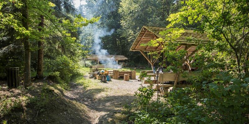 Spechthütte