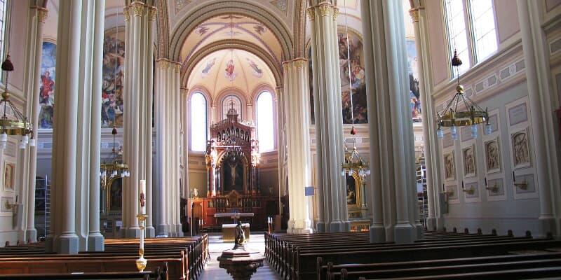 Stadtpfarrkirche Mariä Himmelfahrt Weißenhorn