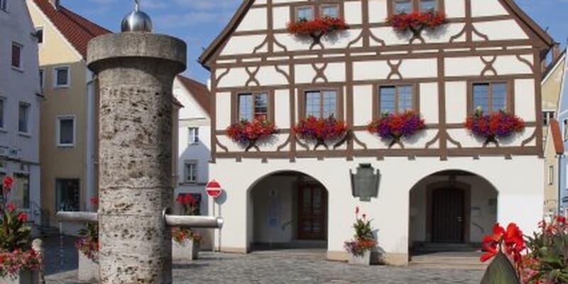 Altes Rathaus Krumbach