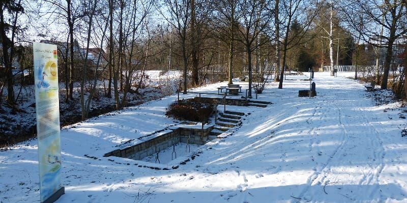 Kneippanlage am Nebelbach