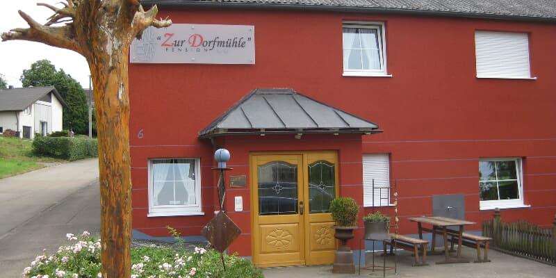 Pension Zur Dorfmühle Aislingen