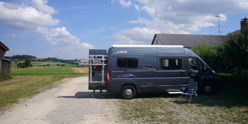 Reisemobilstation Schießberg