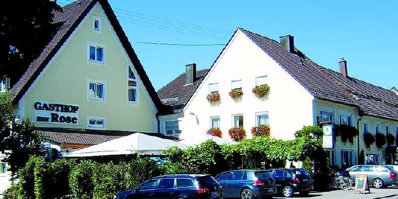 Hotel zur Rose in Weißenhorn