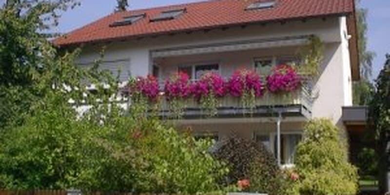 Hausbild Fewo Pichler Günzburg