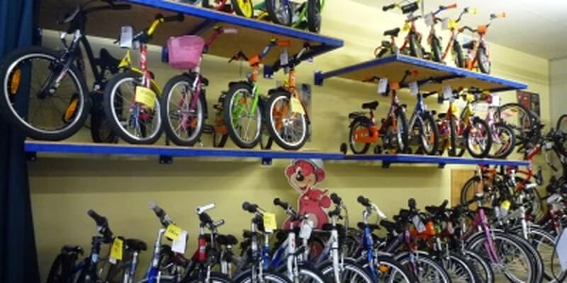 Tec&Bike - Kinderfahrräder