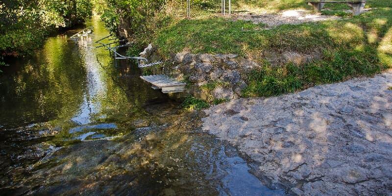 Naturkneippanlage Schretzheim