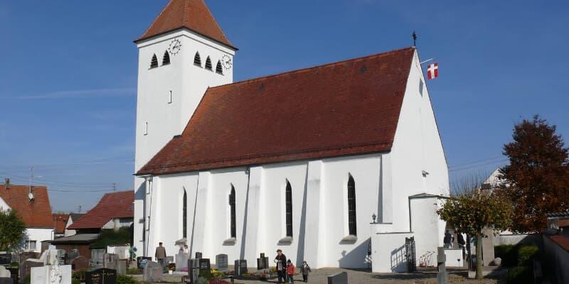Filialkirche St. Nikolaus Landshausen