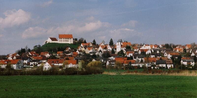 Schloss Altenberg Syrgenstein