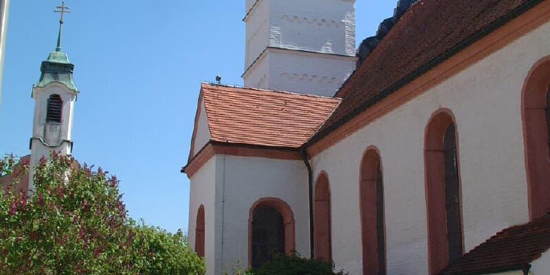 Stadtpfarrkirche St. Martin Wertingen