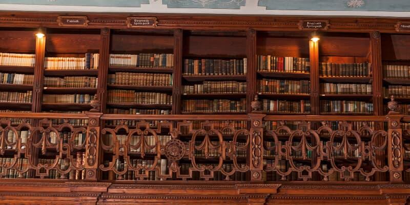 Bibliothek Ursberg