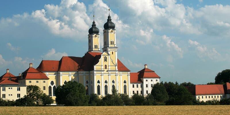 Klosterkirche Mariä Himmelfahrt Roggenburg
