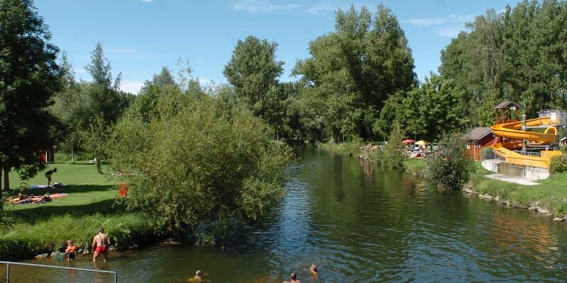 Flussfreibad Ichenhausen
