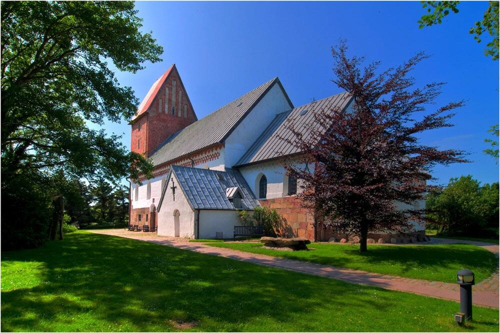 Keitumer Kirche St. Severin
