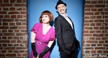 Duo Diagonal - Branka & Roger - Comedy
