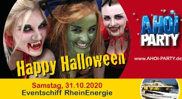 "AHOI-Party ""Happy Halloween"""
