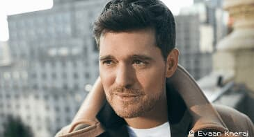 Michael Buble - Premium Seat + Buffet