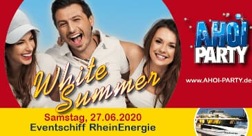 "AHOI-Party ""White Summer"""