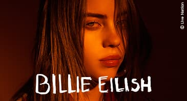 Billie Eilish: WHERE DO WE GO? WORLD TOUR