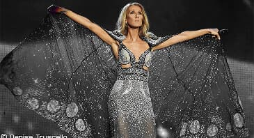 CÉLINE DION - Courage World Tour