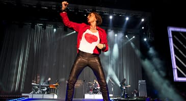 GIANNA NANNINI - EUROPEAN TOUR