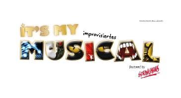 """ItŽs my improvisiertes Musical"" featured by Springmaus, Köln"