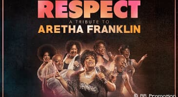 RESPECT - The Aretha Franklin Tribute Show, Köln