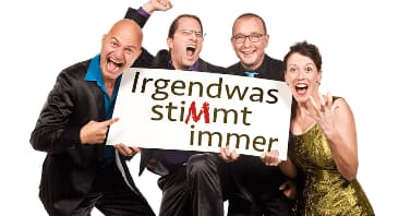 Vocal Recall - Irgendwas stimmt immer! - Acapella & Comedy
