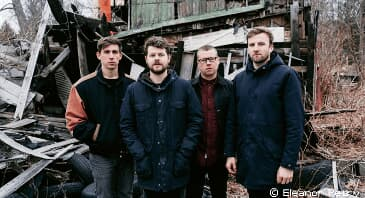 WE WERE PROMISED JETPACKS - These Four Walls Tour 2019