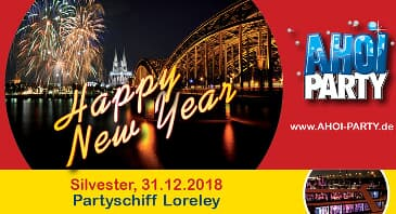 "AHOI-Silvesterparty ""Happy New Year"""