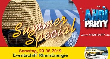 "AHOI-Party ""Summer Special"" - CAPTAINS-LOUNGE"