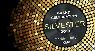 GRAND CELEBRATION - die Silvesterparty im Maritim Hotel Köln