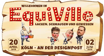 EquiVille 2019 TRY OUT, Köln