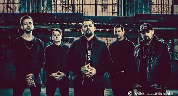 GOOD CHARLOTTE - GENERATION RX 2019 EUROPEAN TOUR