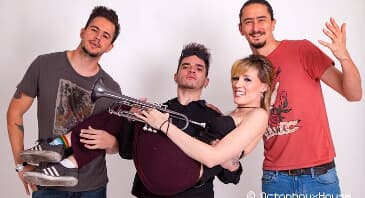 "Jenny and the Mexicats ""X"" 10th Anniversary Tour Europe"