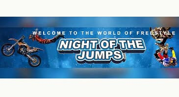Night of the Jumps - Premium Seat + Buffet