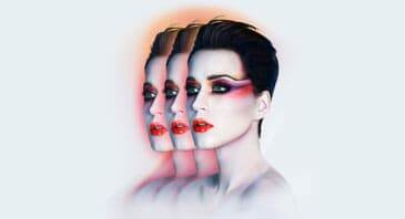 Katy Perry 2018: Witness - The Tour + Support: Tove Styrke