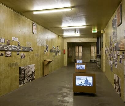 Permanent exhibition at the NS Documentation Centre Cologne