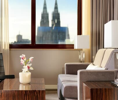 HYATT REGENCY COLOGNE, Suite