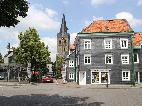 Evangelische Kirche Burscheid